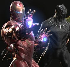 Invincible Iron Man by mars ... on ArtStation.