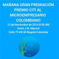 www.premiocitialmicroempresario.com #premiociti #citibank #colombia