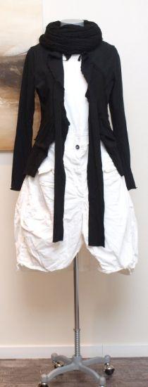 rundholz dip - Ballonkleid Hose white wash - Sommer 2014 - stilecht - mode für frauen mit format...