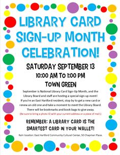 National Library Card Sign Up Month Snoopy Image  Homeschooling