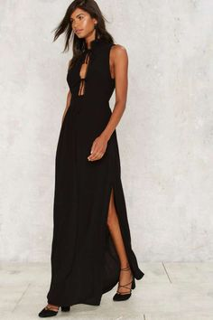 After Party by Nasty Gal Grand Finale Maxi Dress | Shop Clothes at Nasty Gal!