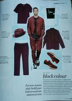 #menswear #future love these colours