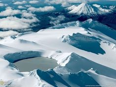 Tongariro National Park -- New Zealand by minerva