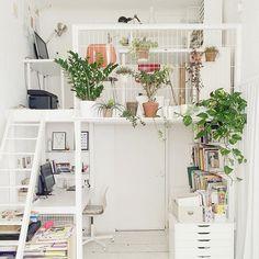 Studio love @ BLINKBLINK  #white #interior #studio #berlin
