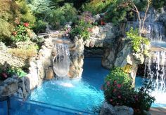 Unique Swimming Pools Designs | Best Pools Photo Gallery Custom swimming pool designs | Best Pools ...