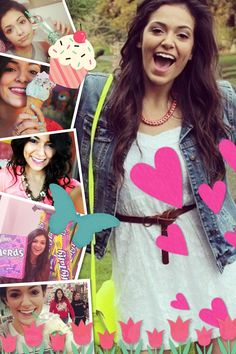 My first collage for @Bethany Mota