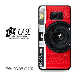 Holga Camera DEAL-5316 Samsung Phonecase Cover For Samsung Galaxy Note 7