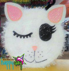 Piñata Gato Emoji.