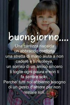 Buongiorno Short Messages, Italian Quotes, Day For Night, Good Morning Quotes, Common Sense, New Years Eve Party, Good Day, Video, Smiley