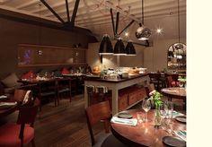 The Swan, Chapel Down - vineyard restaurant serving British cuisine