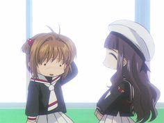 Cardcaptor Sakura- mi niñez es una imagen <3 :3