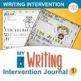 Writing Intervention I Resources for teaching special education Teaching Special Education, Teaching Resources, Rock Stars, Classroom Management, Teacher, Writing, Professor, Teachers, Being A Writer