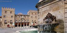 Palacio de Revillagigedo. Gijon