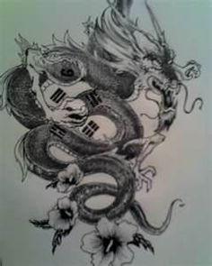 Korean Dragon Tattoo Design By Restless Idiot On DeviantART