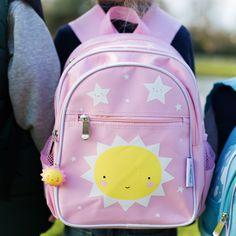 ba95356c072 A little lovely company- déco design chambre bébé enfant. sac à dos soleil miss  sunshine ...