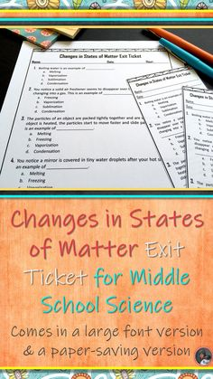 10 virtual lab activities to try with your interactive projector changes in states of matter exit ticket urtaz Images