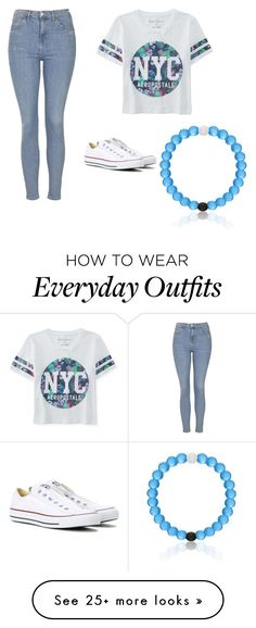 """""""Everyday outfit"""" by lindseywalicki on Polyvore featuring Aéropostale, Topshop…"""