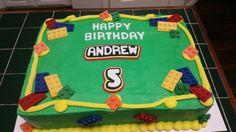 Amy's Crazy Cakes - Lego Cake