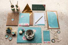Confira no blog de casamento Colher de Chá Noivas as cinco paletas de cores mais indicadas para casamentos na primavera.
