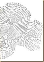 вязание крючком модели для салфеток