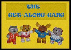 80s toys | 80s Toy Tribute Get-Along-Gang by *Dreamerzina on deviantART