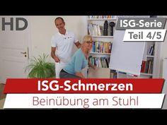 Die schnellste Übung gegen ISG-Schmerzen // Iliosakralgelenk-Schmerzen, Hüftschmerzen, - YouTube