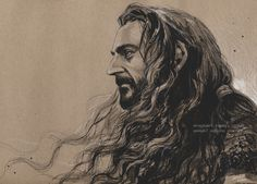 Thorin Oakenshield of new year by evankart.deviantart.com on @deviantART