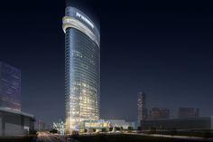 Galería de La torre ondulante de hotel de Arquitectonica será el próximo punto de referencia en Nashville - 2