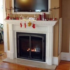 All About Gas Fireplaces   Gas fireplace, Logs and Room