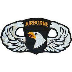 Parches militares, productos americanos, airborne, USA, made in USA, parches bordados. Do it yourself. DIY. Customiza tus jeans, customiza tu ropa. www.usamericanshop.com