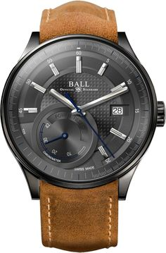 @ballwatchco For BMW Power Reserve BMW 100th Anniversary #add-content #ballbmwsale #bezel-fixed #bracelet-strap-leather #brand-ball-watch-company #case-depth-12-64mm #case-material-black-pvd #case-width-42mm #cosc-yes #date-yes #delivery-timescale-1-2-weeks #dial-colour-grey #gender-mens #luxury #movement-automatic #official-stockist-for-ball-watch-company-watches #packaging-ball-watch-company-watch-packaging #power-reserve-yes #sale-item-yes #style-dress #subcat-ball-for-bmw #supplier...