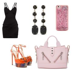 """""""Untitled #26"""" by angelxxmarie on Polyvore featuring Casadei, ban.do, Melissa Joy Manning and Kenzo"""