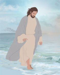 Jesus Art, God Jesus, Jesus Christ Lds, Jesus Christ Images, Christian Backgrounds, Christian Wallpaper, Jesus Wallpaper, Bible Verse Wallpaper, Christian Art