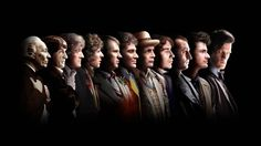 50th Anniversary teaser flies through the history of Doctor Who