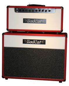 Boutique Tone - Canada's Boutique Guitar Store : BadCat Amps Trem Cat 30W Amplifier Head with 2x12 Bad Cat Matching Cab - BC-TREMCAT-HD-001-SPEC