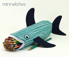 Shark Pencil Case, $44 | 33 Rad Supplies That Will Make You Pumped To Go Back To School