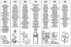 Psicopedagogia em Ação!: Ortografia-Atividades