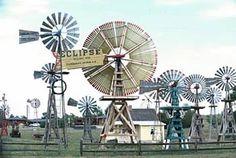Town of Shattuck, Oklahoma - Windmill Museum & Park