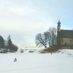 Have a great Sunday! #Bavaria #Winter #thankGod