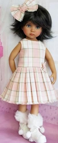 COAT-DRESS-amp-BOOTS-SET-MADE-FOR-EFFNER-LITTLE-DARLING-MY-MEADOW-LIZ-FROST-13-034-DOLLS