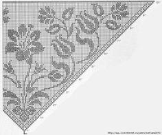Annie's Crochet, Crochet Cross, Thread Crochet, Crochet Doilies, Crochet Stitches, Crochet Patterns, Crochet Hats, Crochet Ideas, Crochet Shawl Diagram