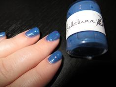Slumber Party  5 Free Indie Nail Polish by BellalunaCosmetics