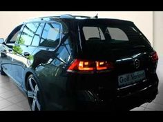 VW Golf Variant VII R 4MOTION 2,0 l TSI BMT 221 kW (300 PS) 6-Gang-Doppe...