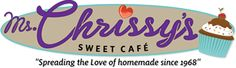 Ms. Chrissy's Sweet Cafe  Bakery @ 38 High St E, Glassboro, NJ 08028 Sweet Cafe, All Restaurants, Places To Eat, Ms, Bakery, Homemade, Home Made, Hand Made, Bakery Business