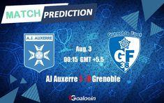 AJ Auxerre vs Grenoble
