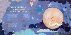 A gorgeous new poetry book from the undiscovered manuscripts of Margaret Wise Brown. Perfect little baby gift.