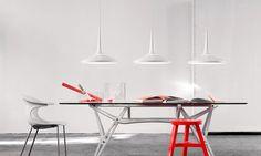 Moderní byt | Nápadité osvětlení (nejen) pro gurmány