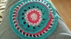 #crochet #mandala