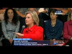 Hillary Clinton FULL SPEECH 10/16/15 Town Hall Keene State College NH LIVE