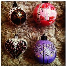 Each sold individually. #christmas #ornaments